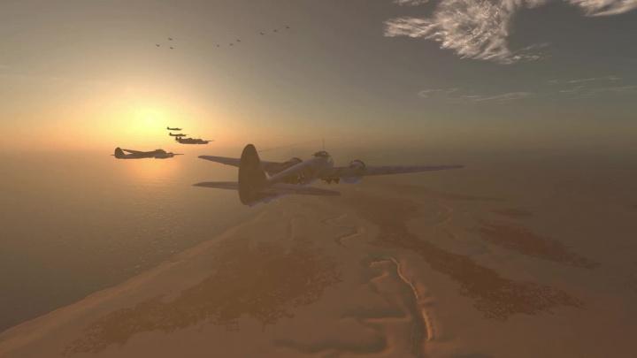 IL-2 Sturmovik: Desert Wings - Tobruk - Oznámení