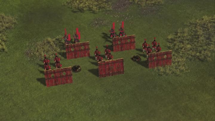 Stronghold: Warlords - Obrana hradu