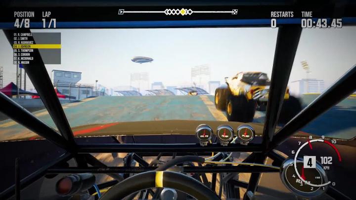 Monster Truck Championship - Záběry z hraní