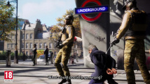 Watch Dogs: Legion - Záběry z hraní (Ubisoft Forward 2020)