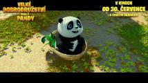 Velké dobrodružství malé pandy - TV spot