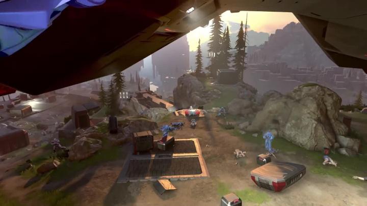 Halo Infinite - trailer na odhalení hratelnosti