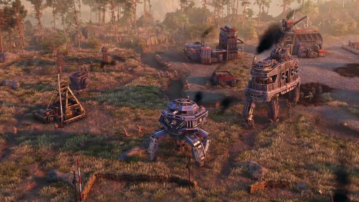 Iron Harvest – Skirmish Gameplay Trailer
