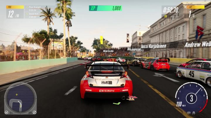 Project CARS 3 - Honda Civic Type R Racing