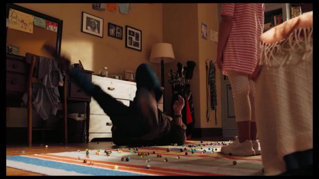 Děda, postrach rodiny - trailer (český dabing)