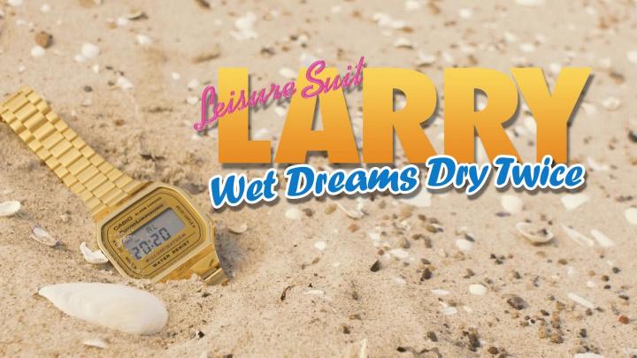 Leisure Suit Larry - Wet Dreams Dry Twice - Oznámení