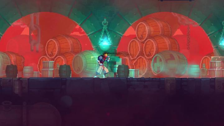 Dead Cells - Barrels o' Fun Gameplay Trailer