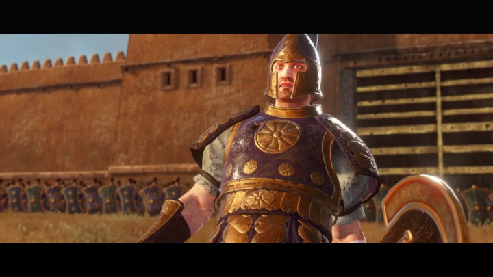 Total War: TROY / Launch Trailer / A Total War Saga