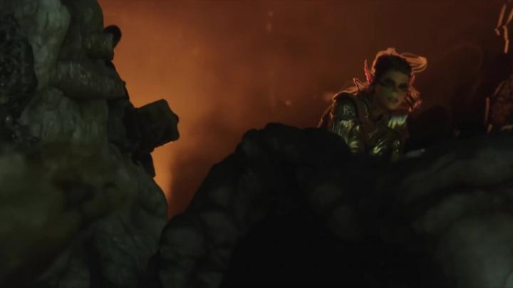 Baldur's Gate 3 - Intro filmeček