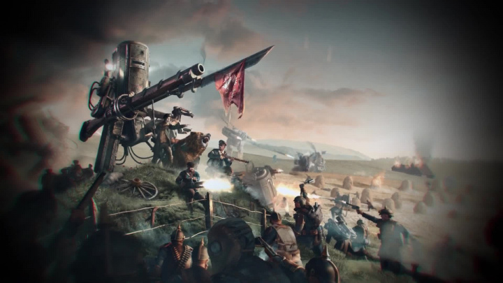 Iron Harvest - umění války