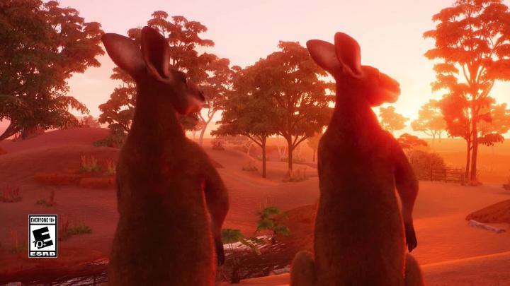 Planet Zoo: australský balíček