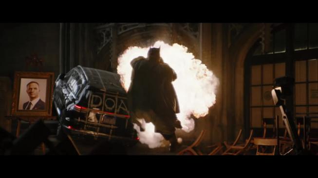 The Batman - teaser