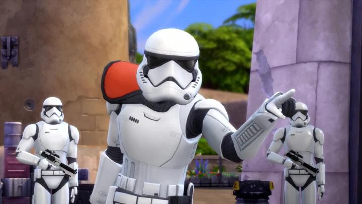 The Sims 4 - Star Wars: Výprava na Batuu - Oznámení