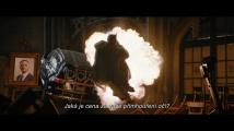 Batman (2021) - teaser trailer (české titulky)