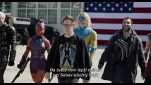 Sebevražedný oddíl (2021) - DC FanDome Exclusive Sneak peek (české titulky)