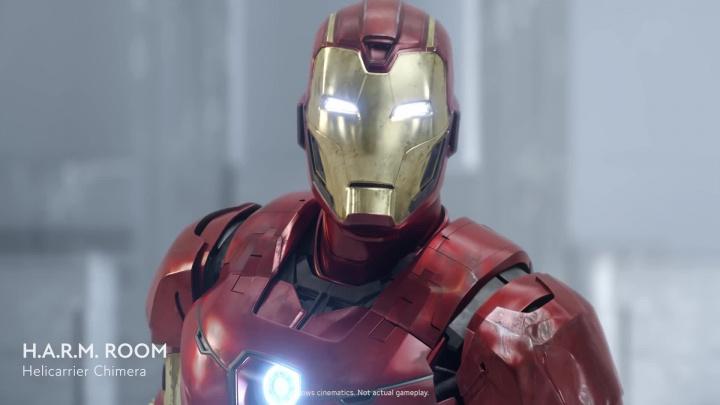 Marvel's Avengers - superhrdinské semináře: Iron Man