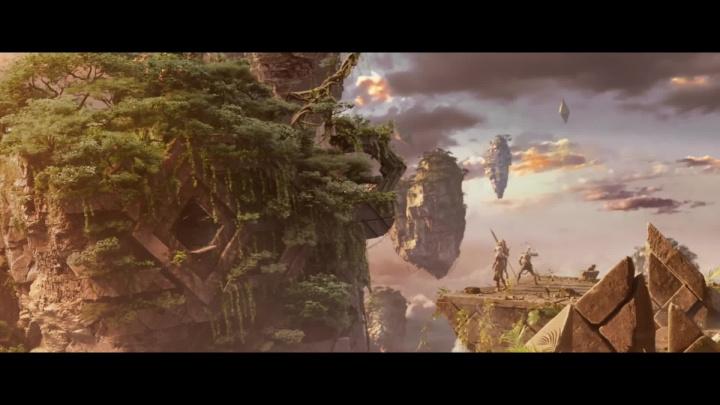 ZendikarRising – oficiální trailer – Magic: The Gathering