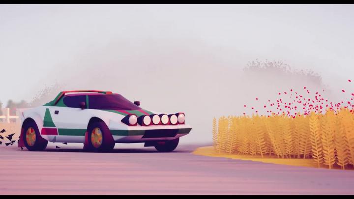 art of rally - Datum vydání