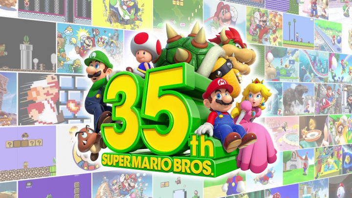 Super Mario Bros. - Direct pro 35. výročí