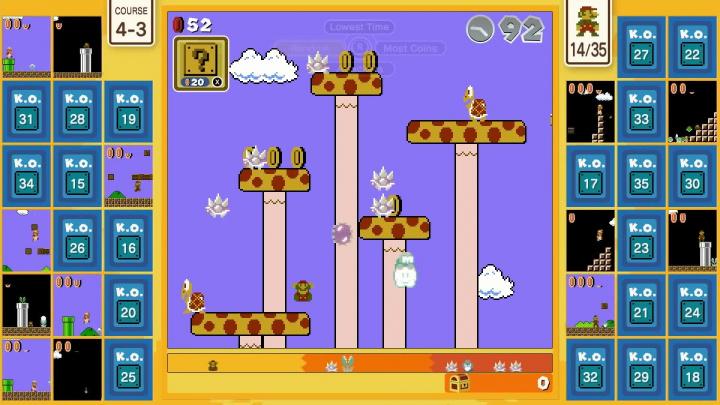 Super Mario Bros. 35 - Oznámení battle royale