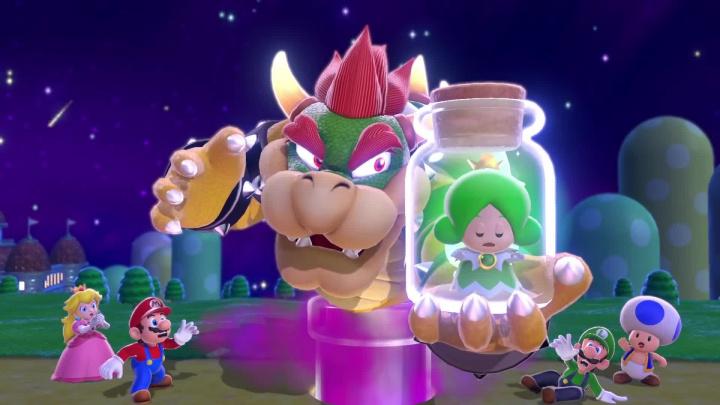 Super Mario 3D World + Bowser's Fury - Oznámení remasteru pro Switch