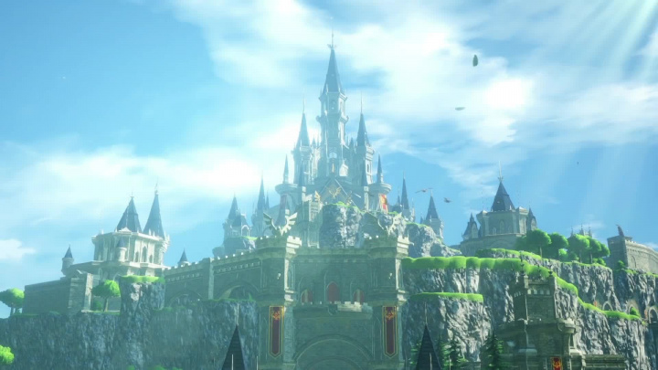 Hyrule Warriors: Age of Calamity - Oznámení prequelu Breath of the Wild