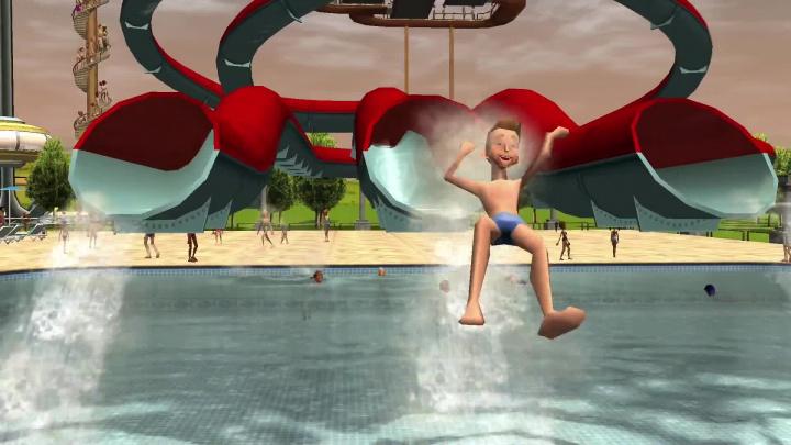 RollerCoaster Tycoon 3 - oznámená verze pro Switch