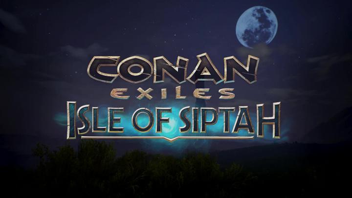 Conan Exiles: Isle of Siptah - Oznámení velkého rozšíření