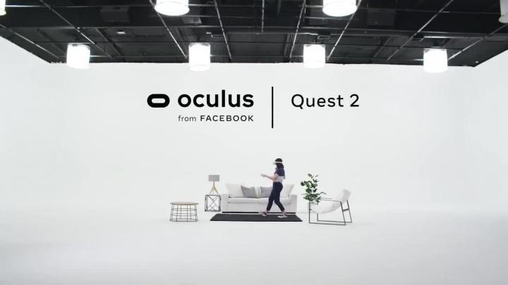 Seznamte se s Oculus Quest 2