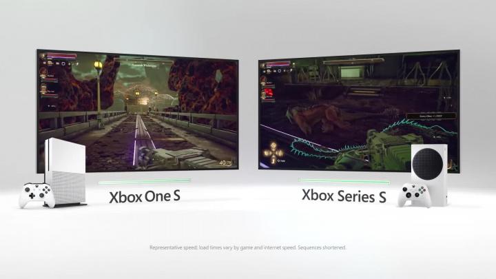 Xbox Series S - nahrávací časy