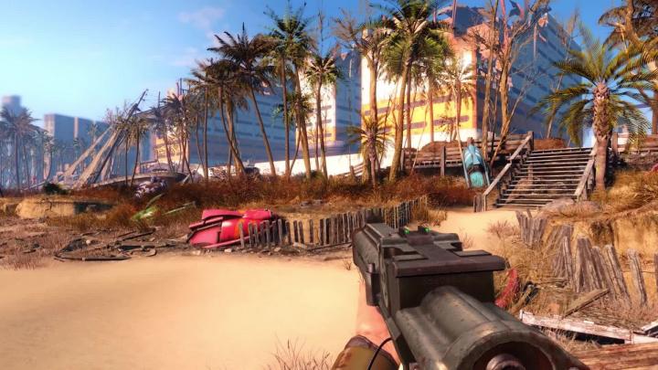 Fallout: Miami - Den na pláži: mod pro Fallout 4