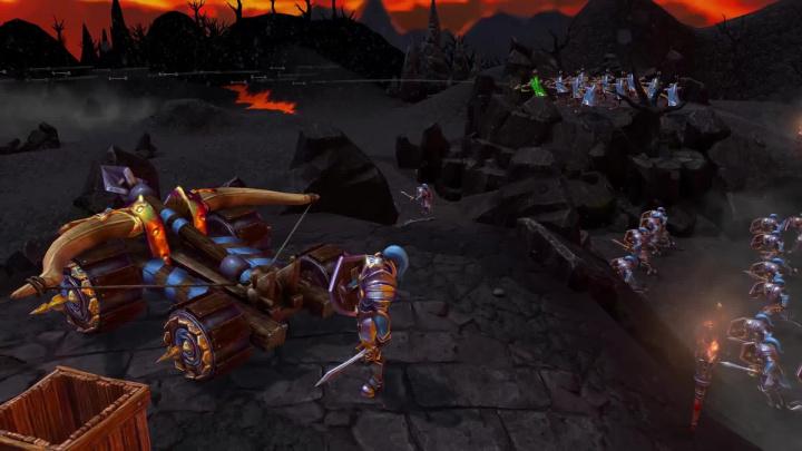 Chronicles of the Second War - Fanouškovský remake Warcraftu II