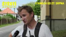 Štěstí je krásná věc - zákulisí filmu s Kryštofem Michalem