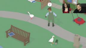 HonkPlay - Kooperace v Untitled Goose Game