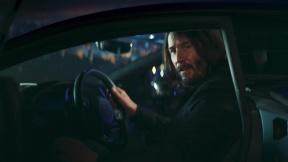 Cyberpunk 2077 — Reklama s Keanu Reevesem