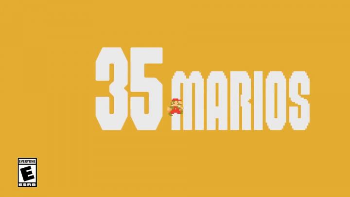 Super Mario Bros. 35 - Launch Trailer