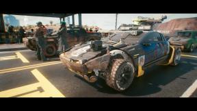 Cyberpunk 2077 — Vozidla budoucnosti