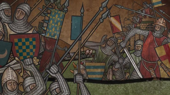 Field of Glory II Medieval - oznamovací trailer