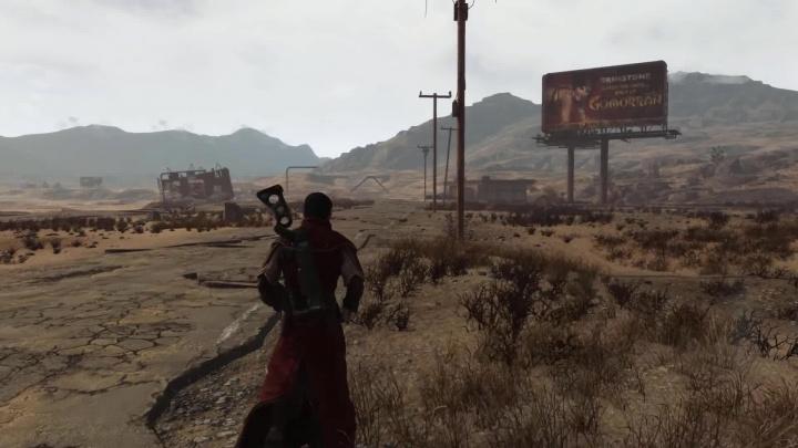 Fallout 4: New Vegas - ukázka z hraní