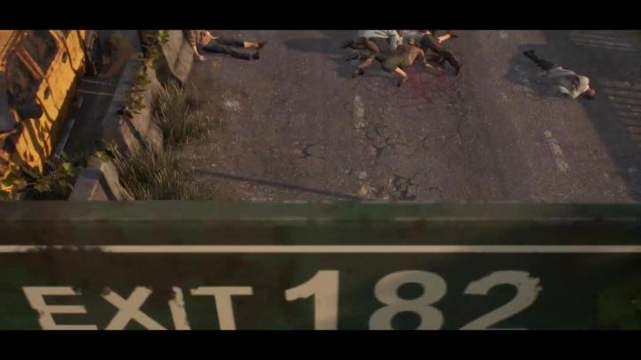 Urban Strife - Alpha Trailer