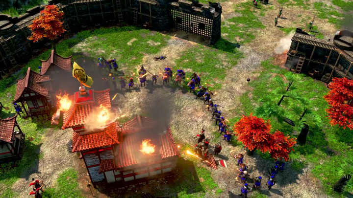 Age of Empires III: Definitive Edition - startovní trailer