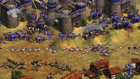 Age of Empires II: Definitive Edition - Nový mód battle royale
