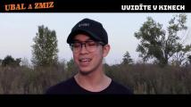 Ubal a zmiz - reportáž z natáčení filmu
