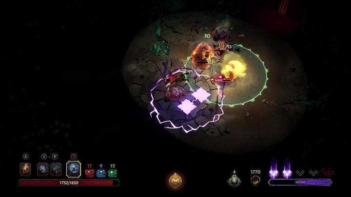 Curse of the Dead Gods - Zbrojnice