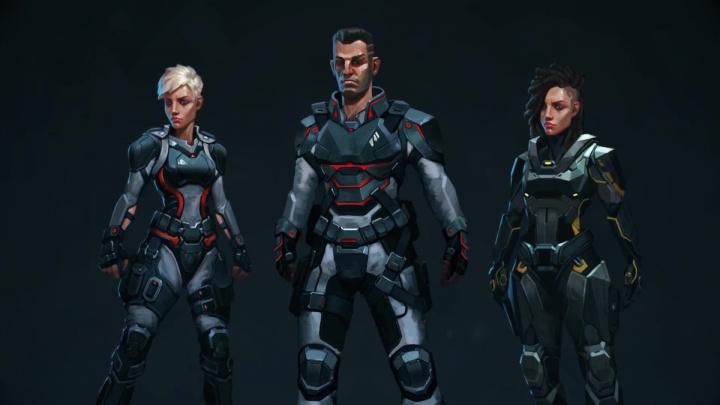 Cyber Knights: Flashpoint - Oznámení