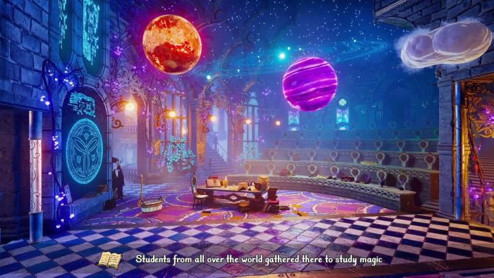 Trine 4 - Teaser na DLC Melody of Mystery