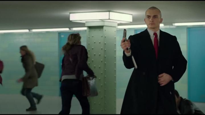 Hitman: Agent 47 - trailer na film (2015)