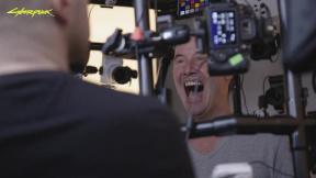 Cyberpunk 2077 — trailer s Keanu Reevesem