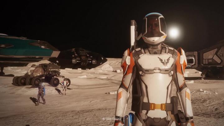 Elite Dangerous: Odyssey - Záběry z hraní