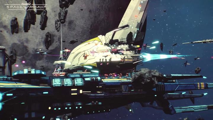 Redout: Space Assault - Datum vydání